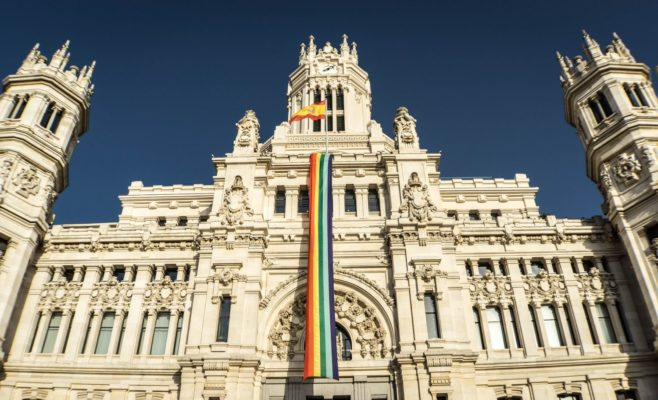 next LGBT trip to Madrid?